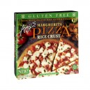 Amy's Pizza Margherita Rice Crust Gluten Free Organic Frozen