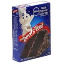Pillsbury Moist Supreme Cake Mix Devils Food