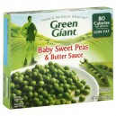 Green Giant Peas Sweet Baby in Butter Sauce