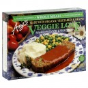 Amy's Whole Meals Veggie Loaf with Mashed Potatoes & Vegetables