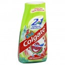 Colgate Kids 2 in 1 Toothpaste & Mouthwash Watermelon Flavor