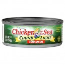 Chicken of the Sea Tuna Chunk Light in Oil