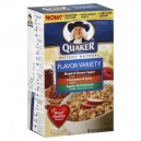 Quaker Instant Oatmeal Variety Pack - 10 ct