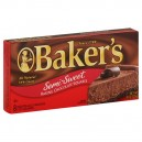 Baker's Baking Chocolate Semi-Sweet Squares
