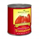 Bella Terra Tomatoes San Marzano Italian Whole Peeled Organic