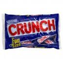 Nestle Crunch Bars Milk Chocolate Fun Size