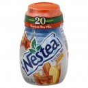 Nestea Lemon Iced Tea Mix Sugar Sweetened - Makes 20 Quarts