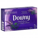 Downy Simple Pleasures Dryer Sheets Vanilla & Lavender Scented