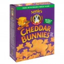 Annie's Homegrown Baked Snack Crackers Cheddar Bunnies