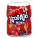 Kool-Aid Cherry Drink Mix Sugar Sweetened - Makes 8 Quarts