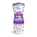 Plum Organic's Super Puffs Super Purples: Blueberry with Purple Sweet Potato