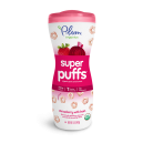 Plum Organic's Super Puffs Super Reds: Strawberry with Beet