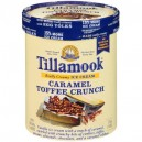 Tillamook Ice Cream Caramel Toffee Crunch