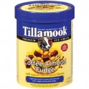 Tillamook Ice Cream Coffee Almond Fudge