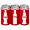 Coca-Cola Classic Mini Sleek Can - 6 pk