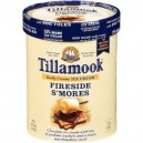 Tillamook Ice Cream Fireside S'mores