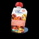 Plum Organic's Second Blends Peach, Banana & Apricot