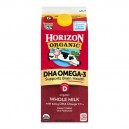 Horizon Organic Milk Whole Plus DHA Omega-3