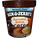 Ben & Jerry's Ice Cream Karamel Sutra Core