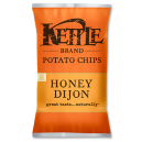 Kettle Brand Potato Chips Honey Dijon Natural