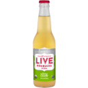 Live Kombucha Living Limon Soda Raw and Organic
