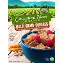 Cascadian Farm Organic Multi Grain Squares