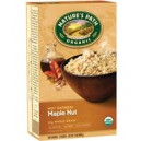 Nature's Path Instant Oatmeal Maple Nut Organic - 8 ct