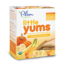Plum Organic's Little Yums Pumpkin and Banana