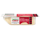 Cabot Vermont Cheese Seriously Sharp Cracker Cut Slices