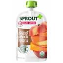 Sprout Organic Baby Food Stage 2 Apricot, Peach & Pumpkin