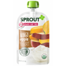 Sprout Organic Baby Food Stage 2 Mango Apple Yogurt