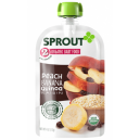 Sprout Organic Baby Food Stage 2 Peach, Banana, Quinoa & Raisin