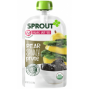 Sprout Organic Baby Food Stage 2 Pear Spinach Prune