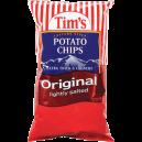 Tim's Cascade Snacks Potato Chips Original Flavor
