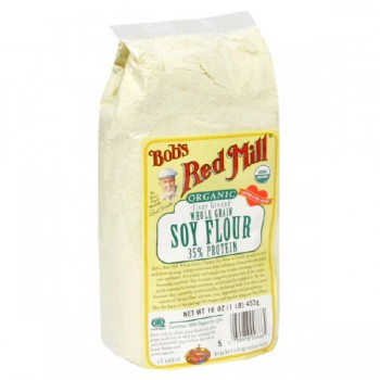 Bob's Red Mill Flour Soy Organic