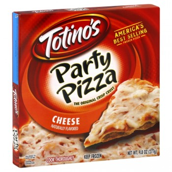 Totino's Party Pizza Cheese Crispy Crust Frozen