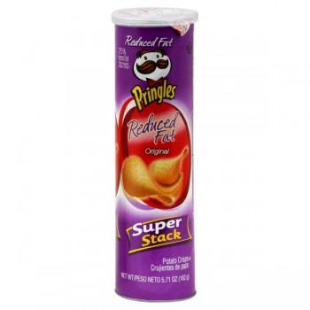 Pringles Potato Chips Reduced Fat Original