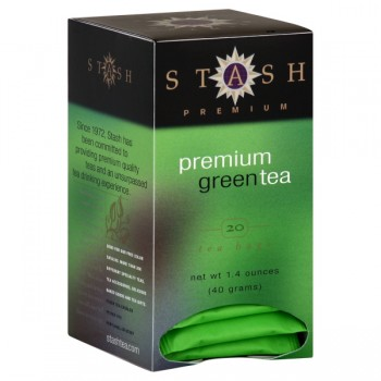 Stash Premium Green Tea Bags