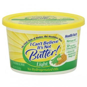I Can't Believe It's Not Butter Light Spread