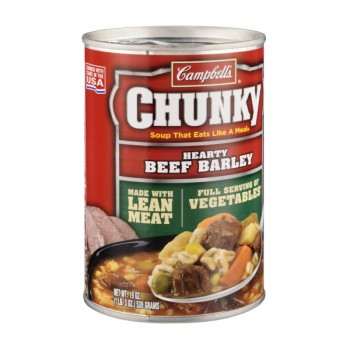 Campbell's Chunky Soup Hearty Beef Barley