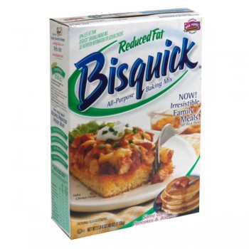 Bisquick Baking & Pancake Mix Reduced Fat