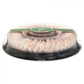 Harvest Of The Sea Shrimp Ring Jumbo w/Cocktail Sauce - 31-40 ct Frozen