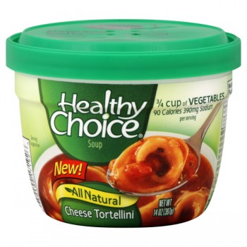 Healthy Choice Cheese Tortellini Microwavable