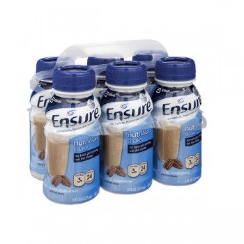 Ensure Nutrition Shake Butter Pecan - 6 pk