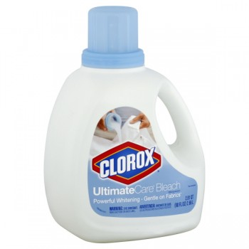 Clorox UltimateCare Liquid Bleach
