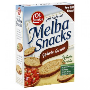 Old London Melba Snacks Whole Grain All Natural