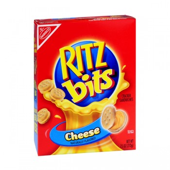 Nabisco Ritz Bits Sandwiches with Cheese