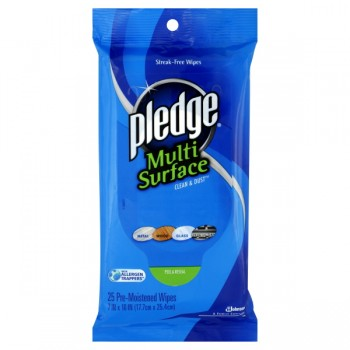 Pledge Multi-Surface Cleaning Wipes