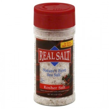 Real Salt Sea Salt Kosher Shaker