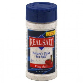 Real Salt Sea Salt Fine Pre-Filled Shaker
